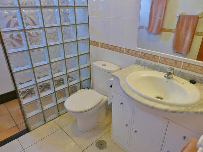 Shower Room and Toilet - Villa 71