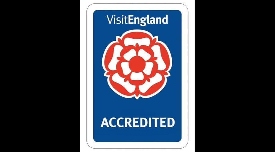 """The Meetings Holiday Lets """"Visit England Accredited"""""""