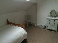 Attic bedroom 1.