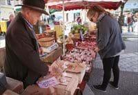 Local village markets