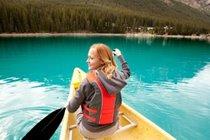 Kayak private lakes.