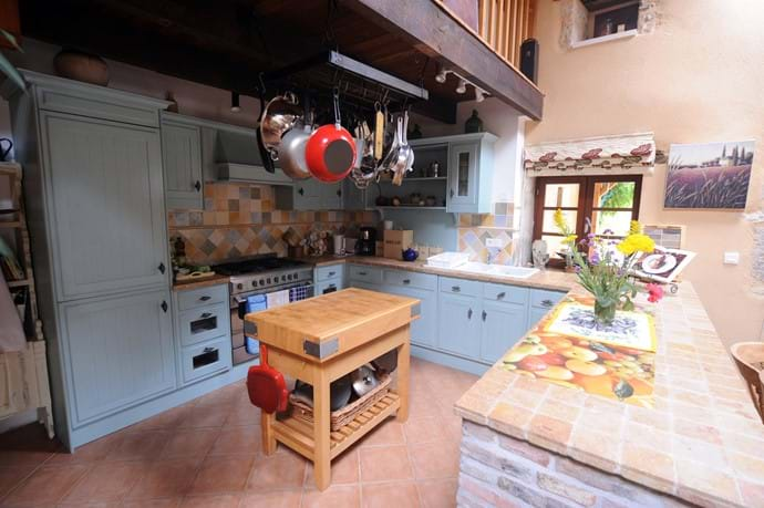 Kitchen in the House