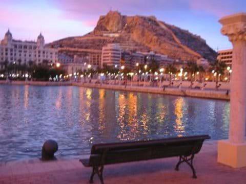 Alicante Santa Barbara Castle