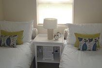 View of bedroom 4 - Twin room