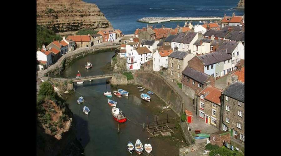 Historic Staithes