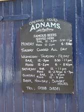 Opening times for The Wherry Inn!