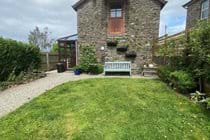 Trysor Holiday Cottage Front View