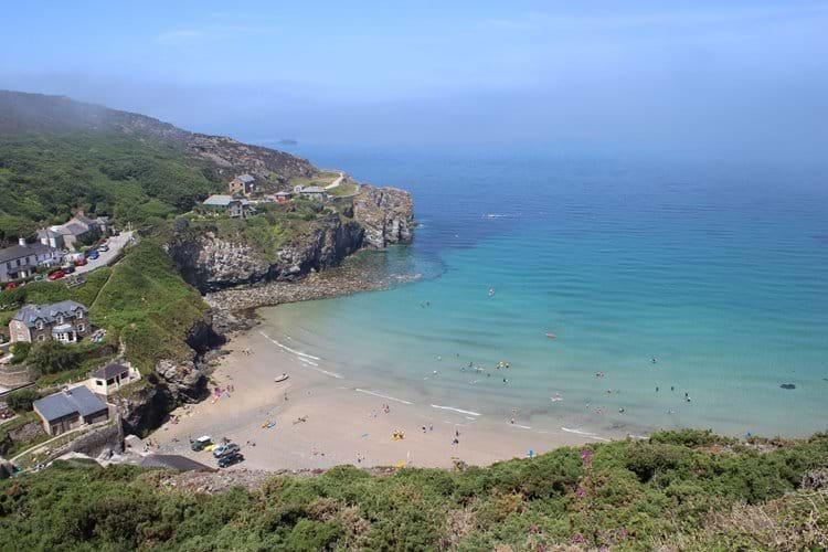 Trevaunance Cove