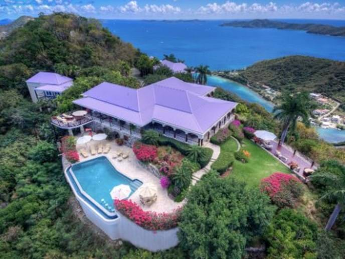 & grounds make a great stay on Tortola.