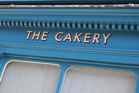 The Cakery, Widcombe Parade