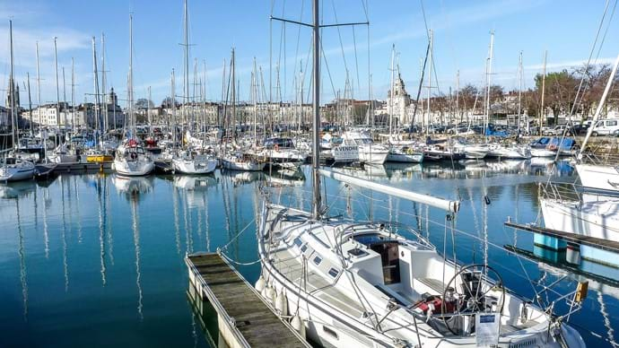 Marina at La Rochelle