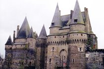 The Castle at Fougeres