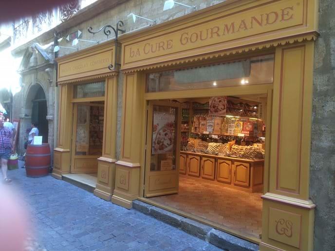 Pezenas sweet shop