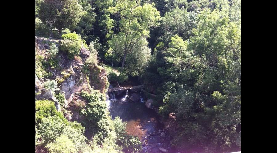 From Montolieu viewpoint