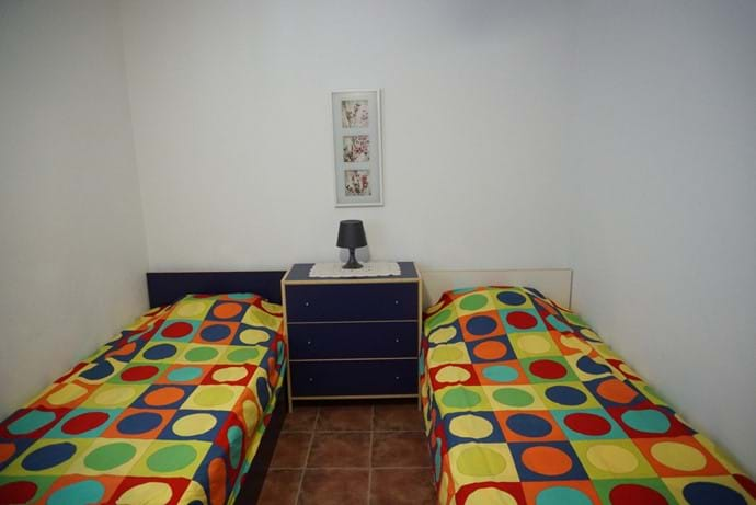 Third Bedroom suitable for  young children