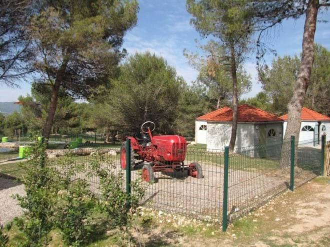 Mini farm.