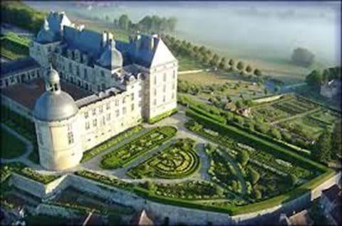 Les Jardins du Chateau de Hautefort