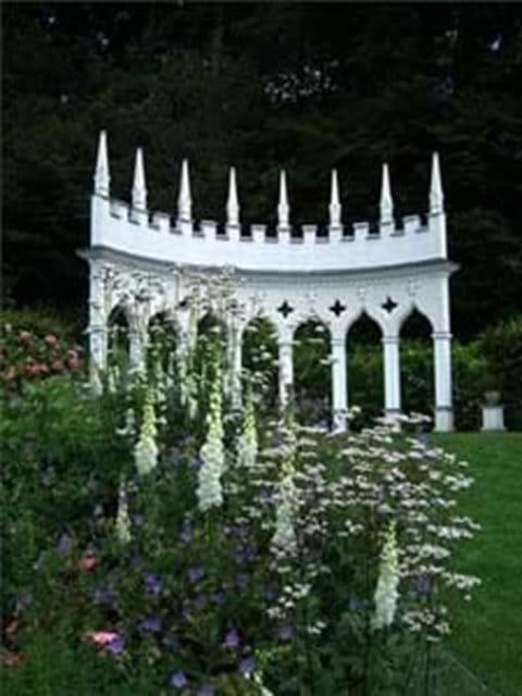The Rococo Gardens in Painswick