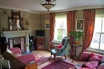 Albion Cottage living room