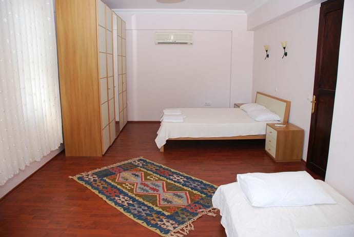 Villa Falcon main bedroom (ensuite)
