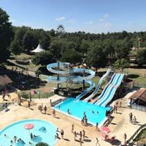 Jacquou Parc - a great way to spend the day
