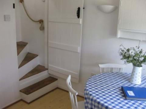 Old Mersea cottage stairs to 2 bedrooms