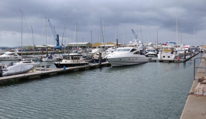 Visitor Marina - Poole Quay