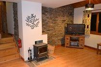 Lounge Woodburner