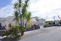 Carna Bay Hotel...50 metres from house