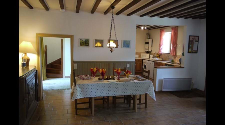 La Fermette - Dining Area