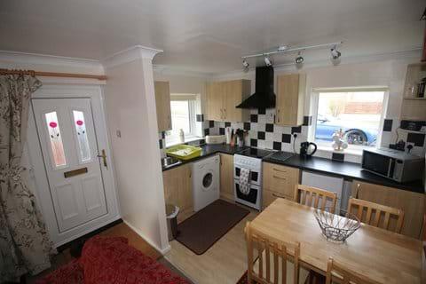 Beadnell Cottage Kitchen