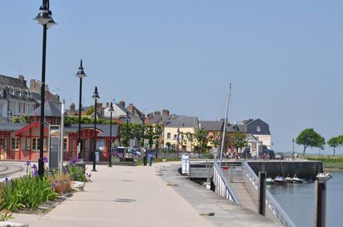 Pretty costal towns to explore like Saint Valery sur Somme