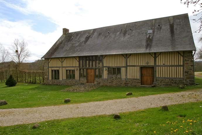 The Barn at Boudet, Normandy, France - a luxurious 8 bedroom holiday home in the heart of the countryside