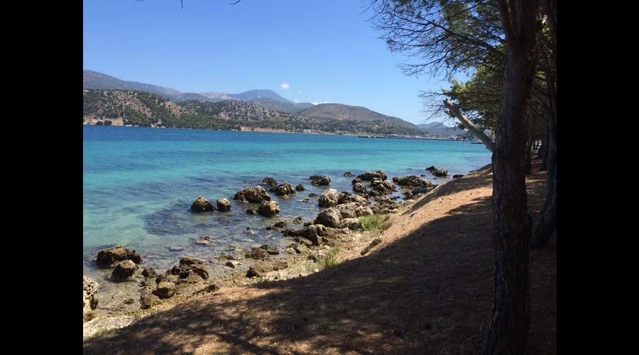 Argostoli Bay