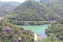 The breathtaking Gorges des Raspes du Tarn