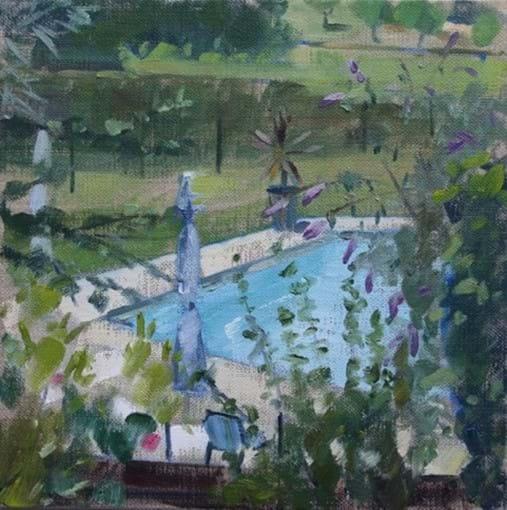 gite with pool in Sarlat, Dordogne