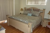 Master Suite (1) - With beautiful views over the lake, large king size bed and flatscreen cable TV