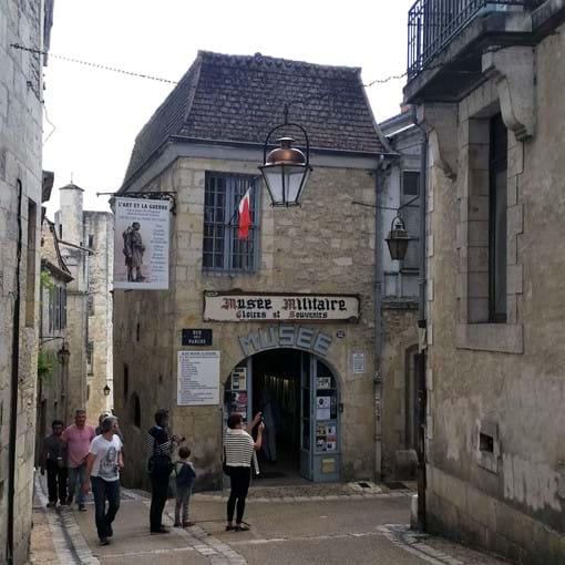 Military Museum, old Perigueuex