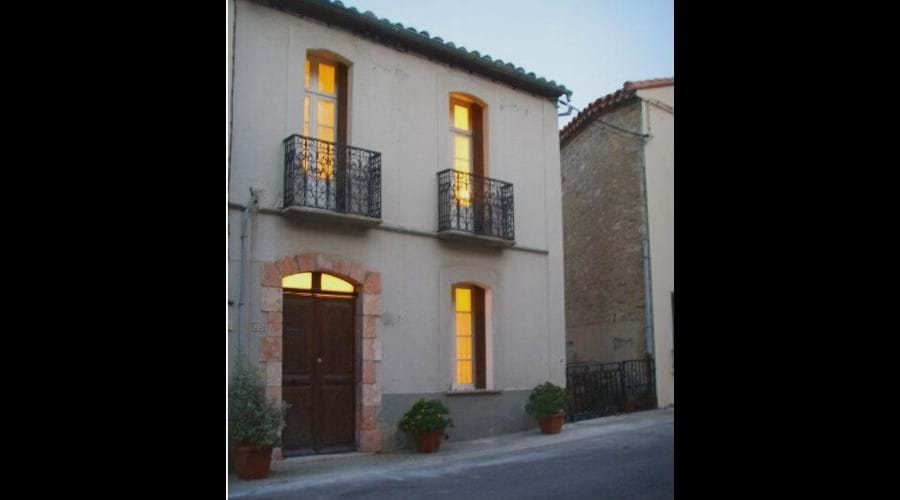 Maison Caramany - built in the 1860