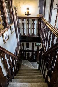 Jacobean grand stair case