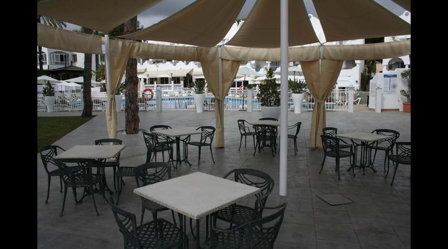 Cocktail cabana