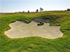 A well placed bunker
