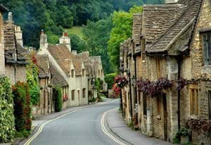Walk to nearby Castle Combe or explore other cotswold villages
