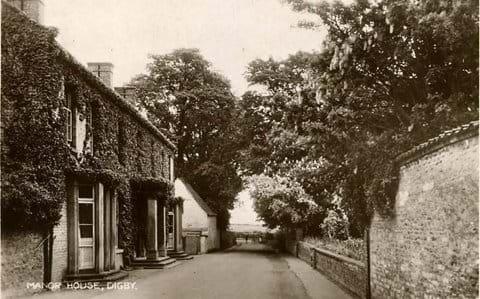 The Manor Farmhouse