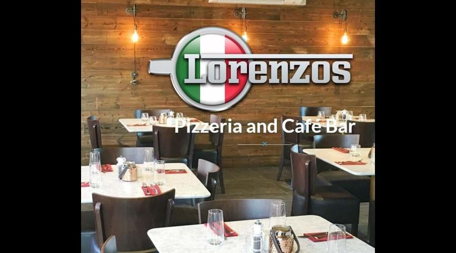 Lorenzos Pizzeria and Cafe Bar