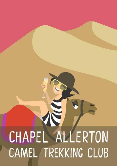 Chapel Allerton Unlikely Societies, Anwyn Beier
