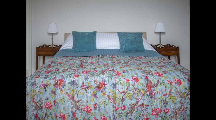The beds are so inviting and comfortable it can be rather hard to get up in the morning!