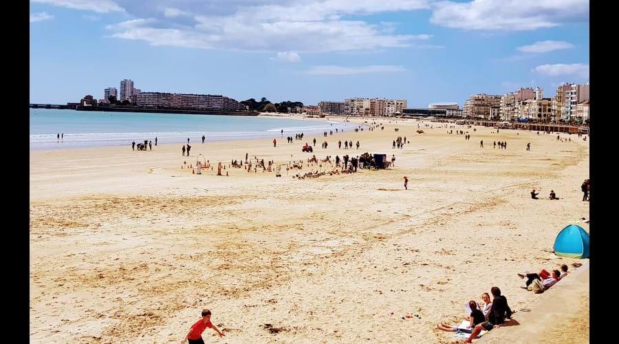 Miles of unspoilt sandy beaches