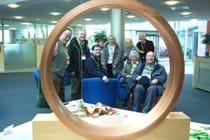 The Welding Institute visit