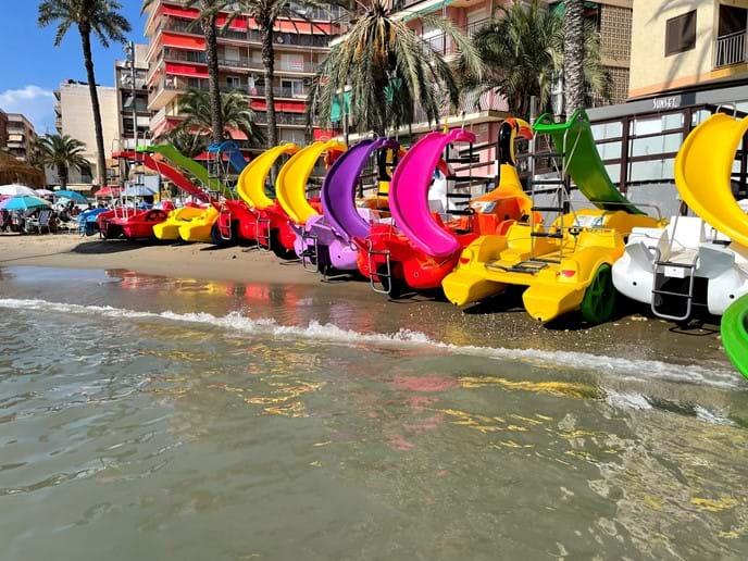 Playa Del Cura - fun for all